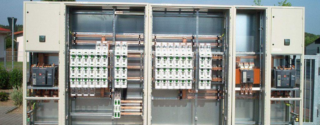 Niederspannungs-Energieverteiler