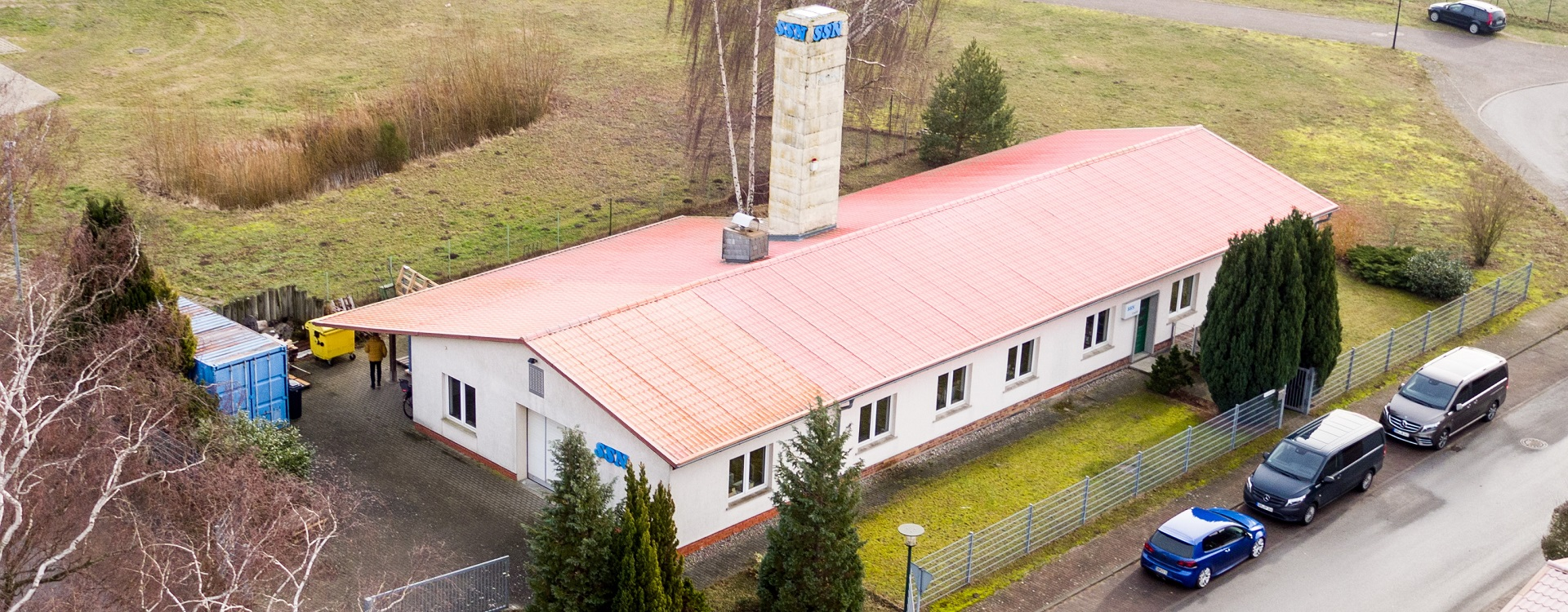 Firmengebäude SSN GmbH